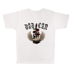 Dad Can Rock And Roll, 100% Polyester Adult Shirt