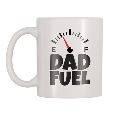Dad Fuel 11oz Coffee Mug