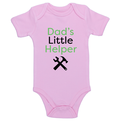 Dad's Little Helper Baby / Toddler Bodysuit