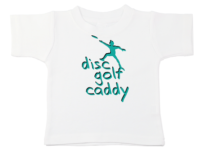 Disc Golf Caddy Tee