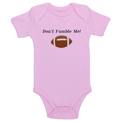 Don't Fumble Me Baby / Toddler Bodysuit