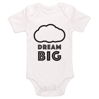Dream Big Baby / Toddler Bodysuit