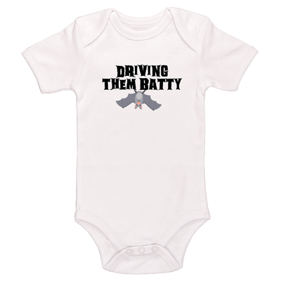 Driving Them Batty Baby / Toddler Bodysuit