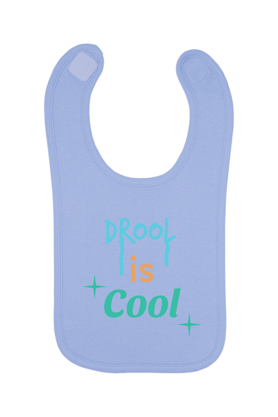 Drool Is Cool Baby Bib, 0-24 Months
