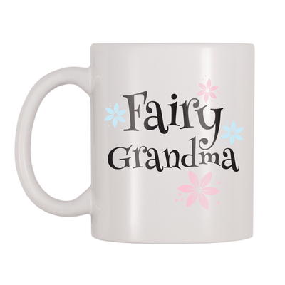 Fairy Grandma 11oz Coffee Mug