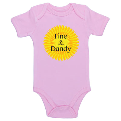 Fine And Dandy Baby / Toddler Bodysuit