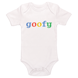 Goofy Baby / Toddler Bodysuit