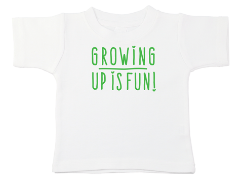 Growing Up Is Fun Bodysuit