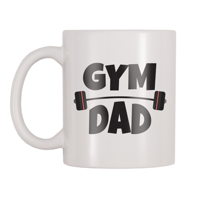 Gym Dad 11oz Coffee Mug