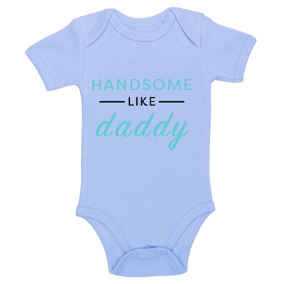 Handsome Like Daddy Baby / Toddler Bodysuit