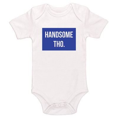 Handsome Tho Baby / Toddler Bodysuit