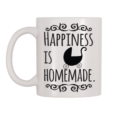 Happiness Is Homemade 11oz Coffee Mug