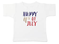 Happy 4th Of July Bodysuit