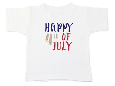 Happy 4th Of July Tee