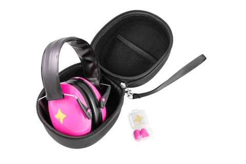 Ear Protection Kit (Pink)