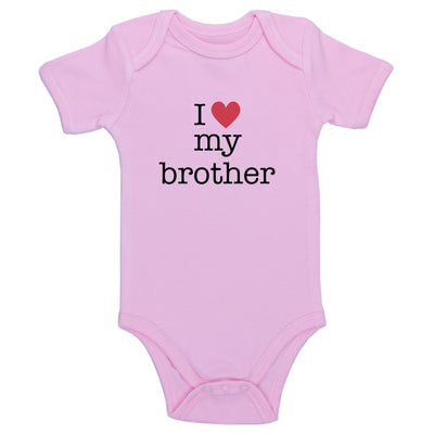I Love My Brother Baby / Toddler Bodysuit