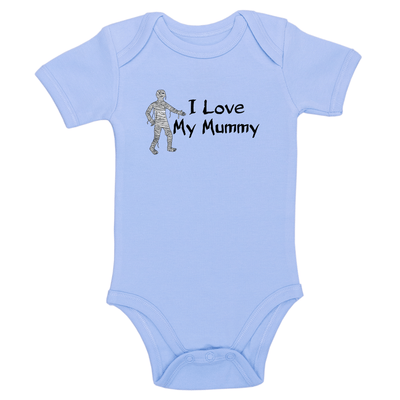 I Love My Mummy Baby / Toddler Bodysuit