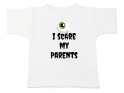 I Scare My Parents Bodysuit