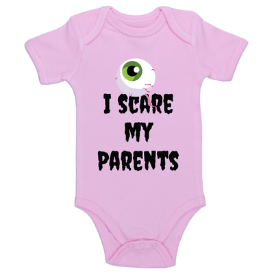 I Scare My Parents Baby / Toddler Bodysuit
