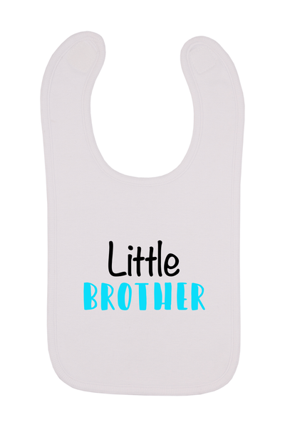 Little Brother Baby Bib, 0-24 Months