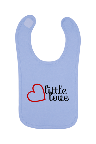 Little Love Baby Bib, 0-24 Months