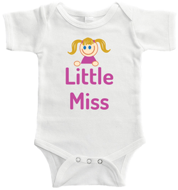 Little Miss Bodysuit