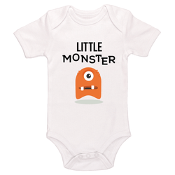 Little Monster Baby / Toddler Bodysuit