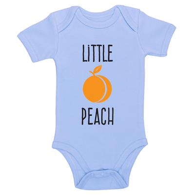 Little Peach Baby / Toddler Bodysuit