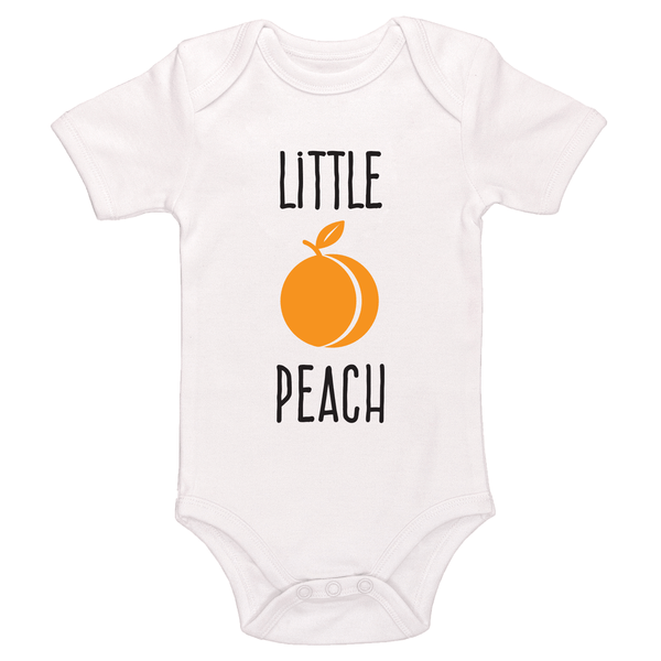 Little Peach Bodysuit