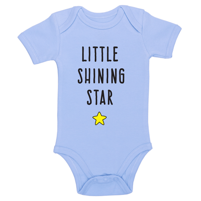 Little Shining Star Baby / Toddler Bodysuit