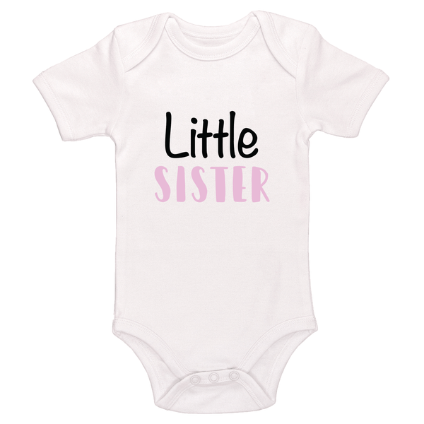 Little Sister Baby / Toddler Bodysuit