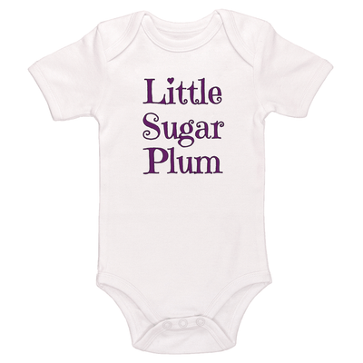 Little Sugar Plum Baby / Toddler Bodysuit
