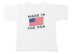 Made In The U.S.A Bodysuit