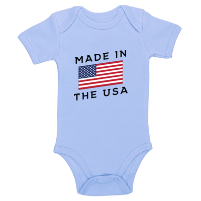 Made In The U.S.A Baby / Toddler Bodysuit