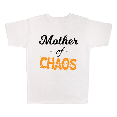 Mother Of Chaos, 100% Polyester Adult Shirt