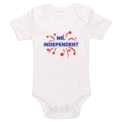 Mr. Independent Baby / Toddler Bodysuit