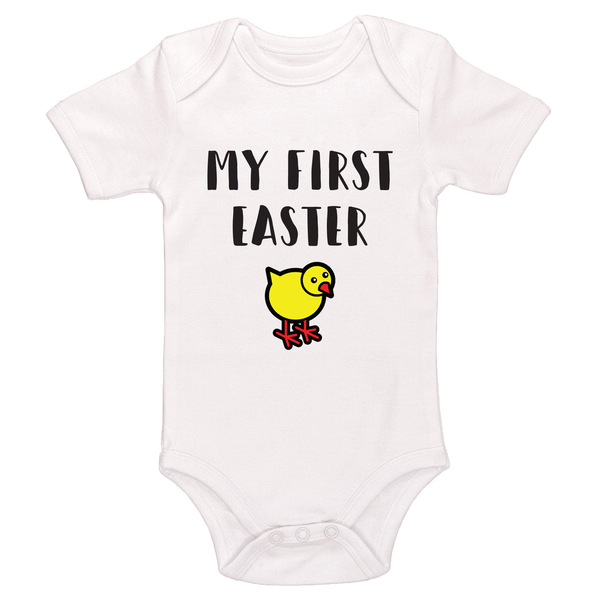 My First Easter Bodysuit