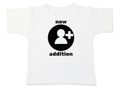 New Addition Tee