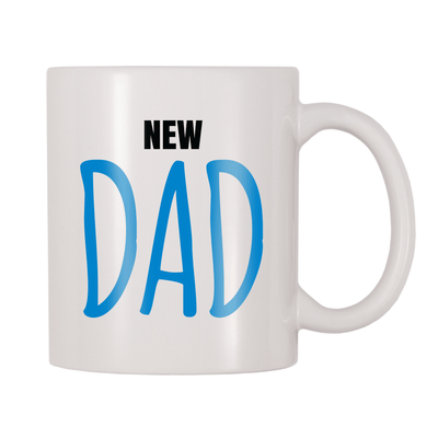 New Dad 11oz Coffee Mug