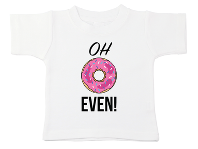 Oh Donut Even Tee