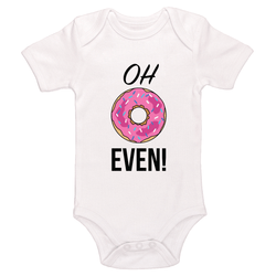 Oh Donut Even Baby / Toddler Bodysuit