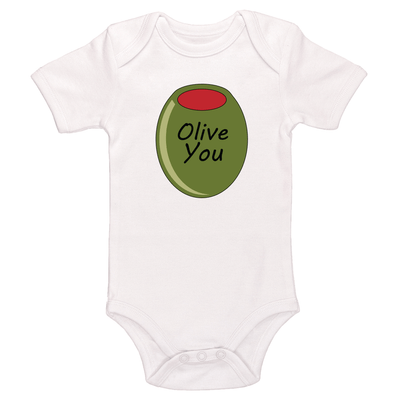 Olive You Baby / Toddler Bodysuit