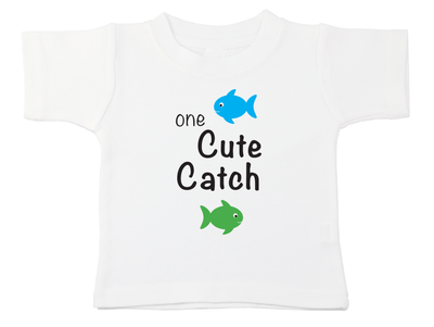 One Cute Catch Tee