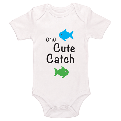 One Cute Catch Baby / Toddler Bodysuit