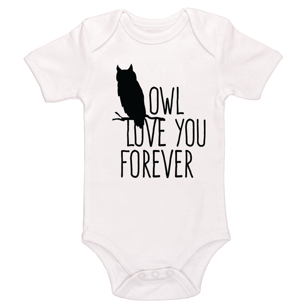 Owl Love You Forever Bodysuit