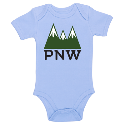 PNW Baby / Toddler Bodysuit