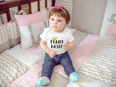 Plant Based Baby / Toddler Bodysuit