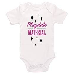 Playdate Material Baby / Toddler Bodysuit