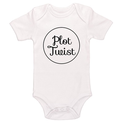 Plot Twist Baby / Toddler Bodysuit