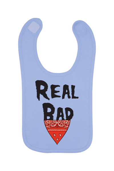 Real Bad Baby Bib, 0-24 Months